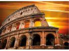 Dino Puzzle Západ slunce nad Koloseem 500dílků 2