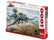 Dino Puzzle Zdeněk Burian:Diplodocus 1000dílků