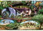 Dino Puzzle Země dinosaurů 500dílků 2