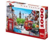 Dino Puzzle Život v Londýně 1000dílků