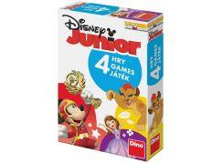 Dino Soubor her Disney Junior - dětská hra