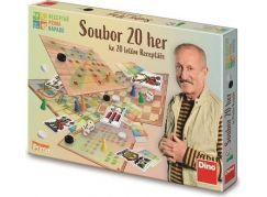 Dino Soubor her Prima 20 let rodinná hra
