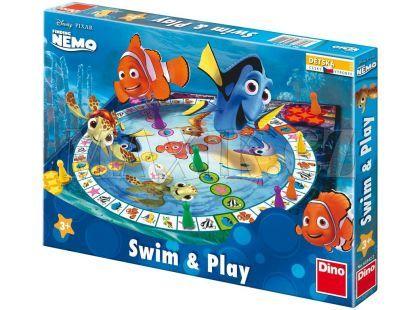 Dino Společenská hra Nemo poplav si hrát