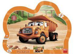 Dino Tatra deskové puzzle 25 dílků