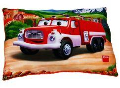 Dino Tatra polštářek hasiči 40 x 30 cm