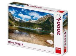 Dino Tatry Popradské Pleso puzzle 2000 dílků