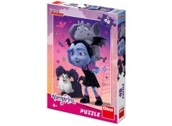 Dino Vampirina Ballerina puzzle 48 dílků