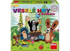 Dino Veselé hry s Krtkem - dětská hra