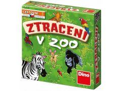 Dino Ztraceni v zoo cestovní hra