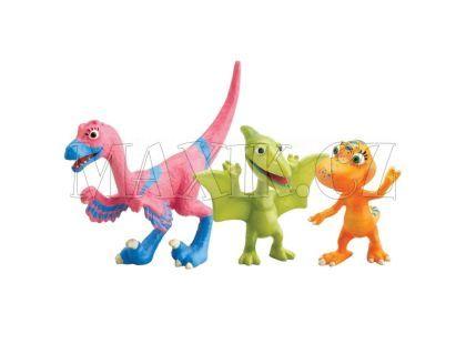 Dinosaur Train T-Rex Annie, Velma a Nešika