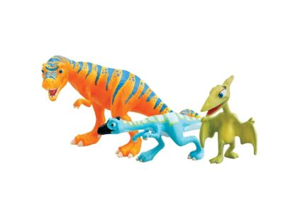 Dinosaur Train T-Rex Boris, Oren a paní Pteranodonová