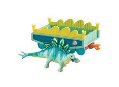 Dinosaur Train T-Rex Morris s vagónkem
