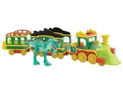 Dinosaur Train T-Rex svítící Express se zvuky a Laurou