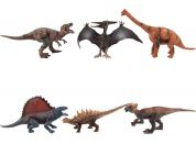 Dinosaurus plastový 14-19cm 6ks