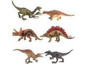 Dinosaurus plastový 15-16cm 6ks