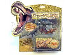 Dinowaurs boj o přežití 3 figurky plus 1 skrytá