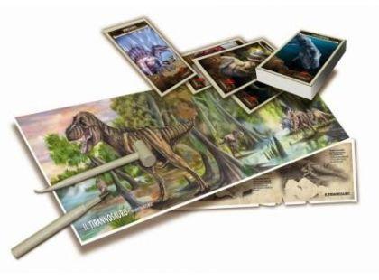 Discovery Cesta za Tyranosaury