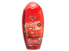 Disney Cars šampón a kondicionér 200ml