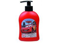 Disney Cars tekuté mýdlo 250ml