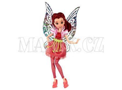 Disney Fairy 22cm Deluxe modní panenka - Rosetta