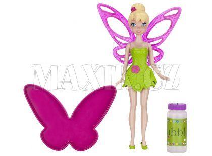 Disney Fairy 22cm panenka Tink a bublifuk