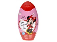 Disney Minnie Šampón a sprchový gel 300ml