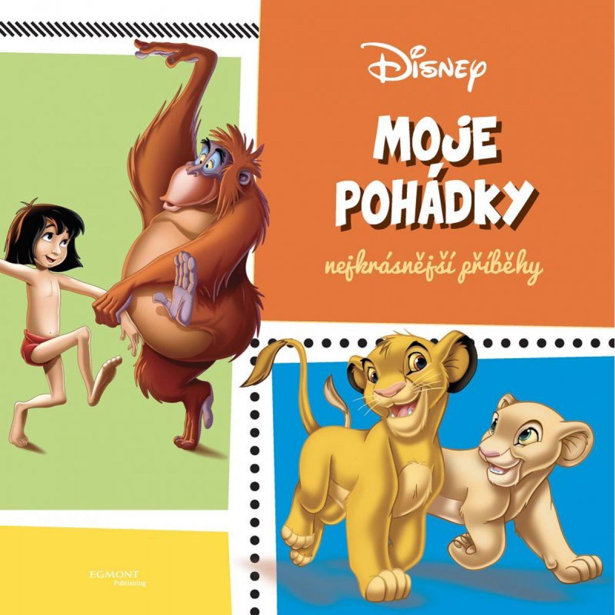 Disney Moje pohádky nejkrásnější příběhy