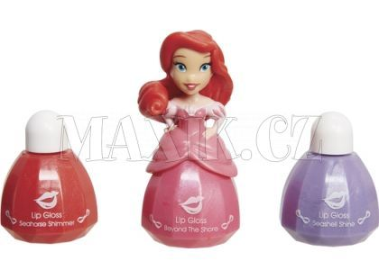 Disney Princess Little Kingdom Make up pro princezny 1 - Ariel a lesky na rty