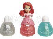 Disney Princess Little Kingdom Make up pro princezny 2 - Ariel a třpytky na tělo