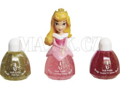 Disney Princess Little Kingdom Make up pro princezny 2 - Růženka a laky na nehty