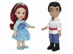 Disney Princezna a Princ 15cm - Ariel, princ Eric