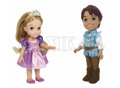 Disney Princezna a Princ 15cm - Locika, princ Flynn