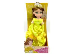 Disney Princezna Kráska plyšová panenka 40 cm