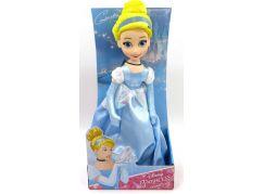 Disney Princezna Popelka plyšová panenka 40 cm