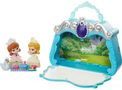 Disney Princezna Sofie První Pohádkový kufřík Čajový dýchánek