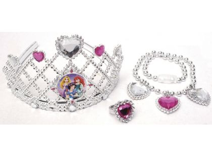 Disney princezny Korunka a šperky pro princeznu