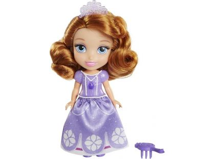 Disney Sofie První panenka 15cm - Fialové šaty
