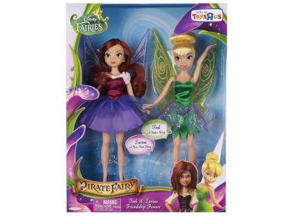 Disney Víly 22cm klasická panenka 2v1