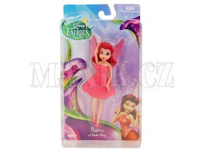 Disney Víly: 11cm základní panenka - Rozeta