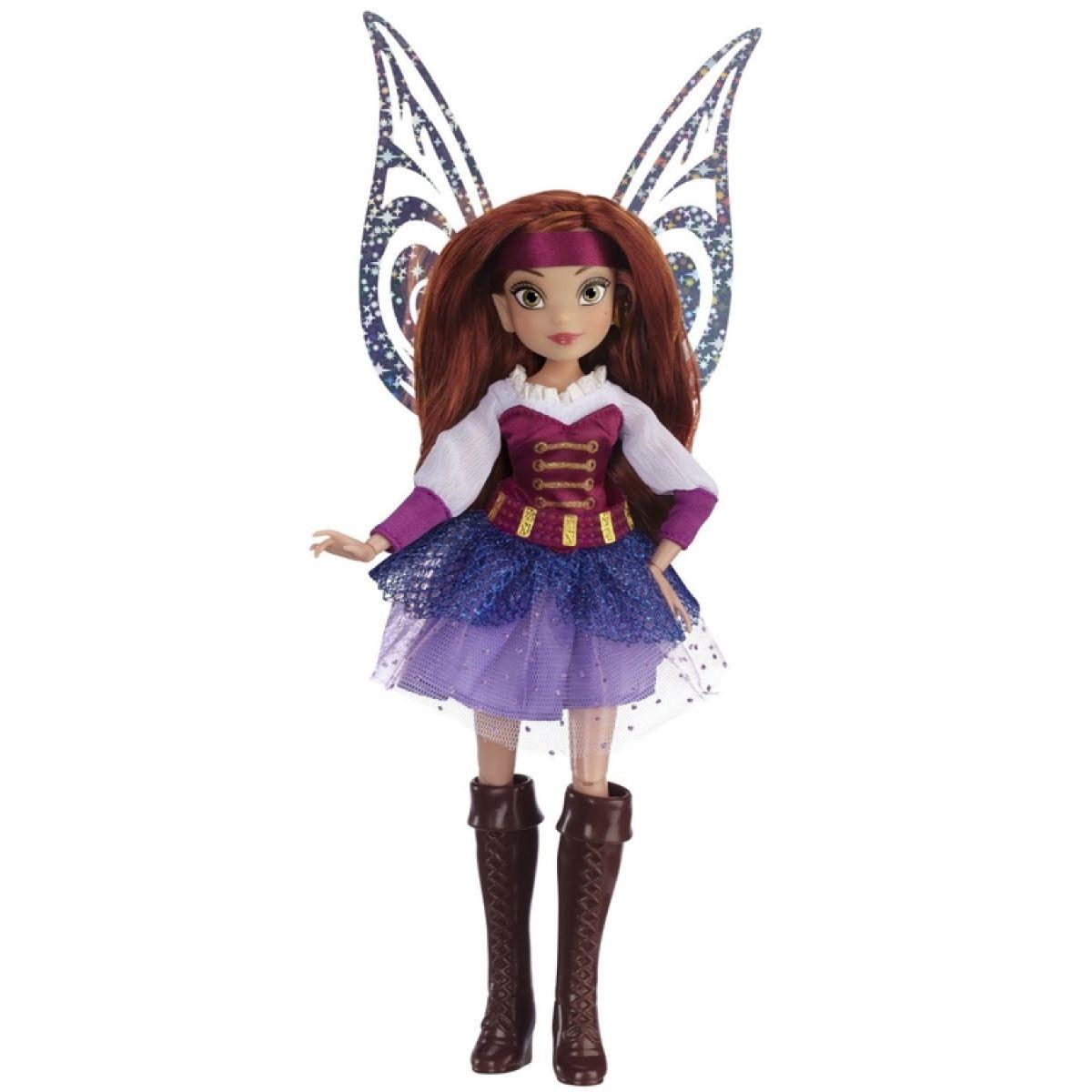 Disney Víly 22cm Deluxe panenka - Zarina