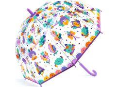 Djeco Krásný designový deštník Duha