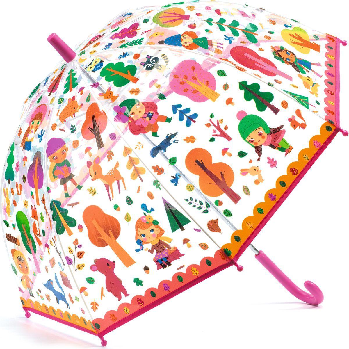 Djeco Krásný designový deštník Les