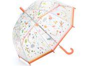 Djeco Krásný designový deštník v letu