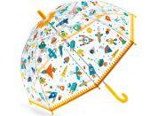 Djeco Krásný designový děštník Vesmír