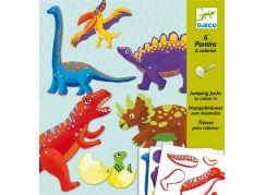 Djeco Loutky Dinosauři