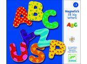 Djeco Magnety abeceda
