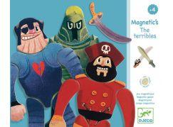 Djeco Magnety Bojovníci