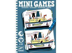 DJECO Mini games: Hledej rozdíly s Rémi