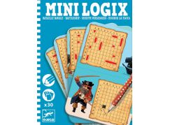 Djeco Mini Logix: Bitva korábů