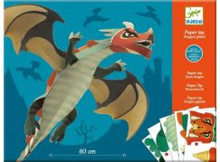 Djeco Origami skládačka Velký drak
